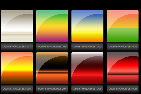 Dooffy gradients set002DC