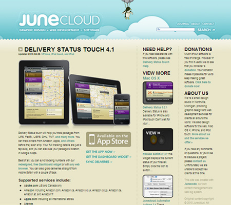 june cloud