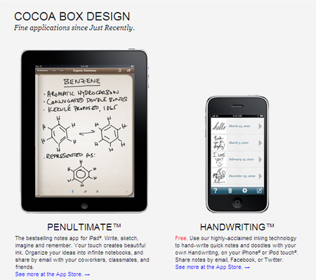 cocoa box design