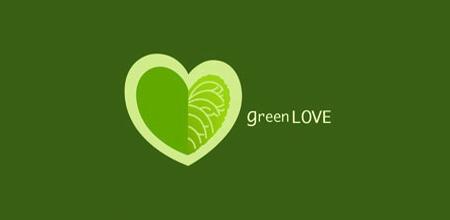 green love logo
