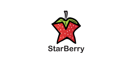 star berry logo