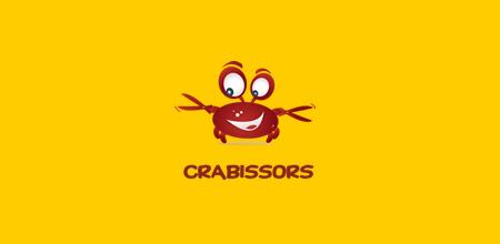 crabissors logo