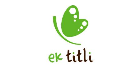 ek titli green logo