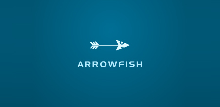 arrow fish logo