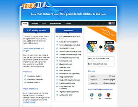 turbo html