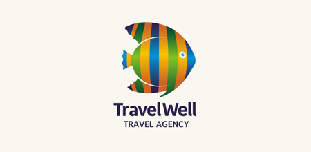 travel well logo