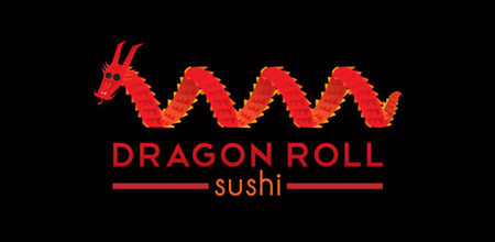 dragon roll logo