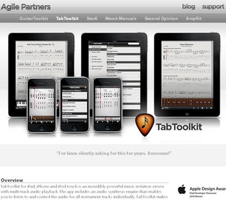 tab toolkit