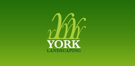 York landscaping logo