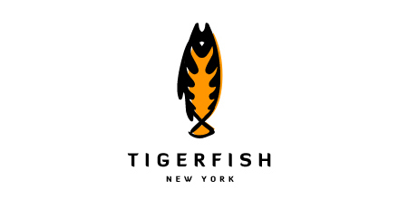 tiger fish logo
