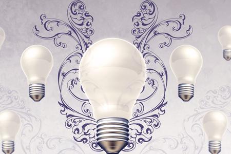 3d light bulbs