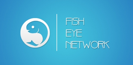 fisheye network logo