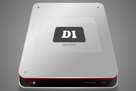 aluminum hard drive