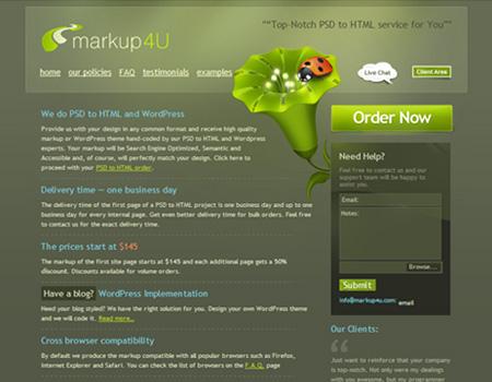 markup4u