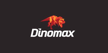 dinomax logo