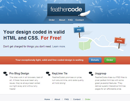 feathercode