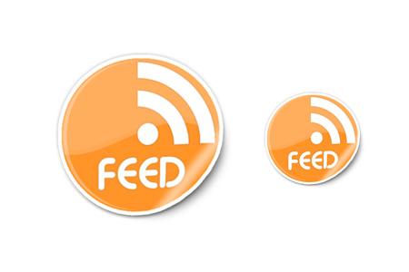 sticker feed
