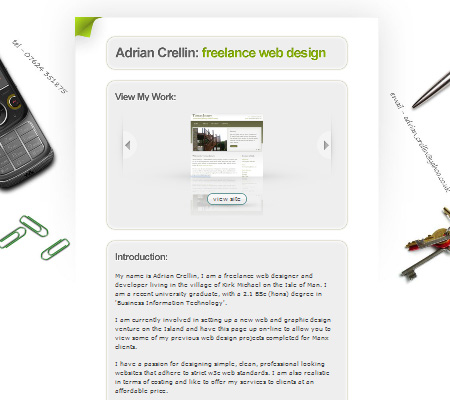 Isle of Man Web Design & Graphic