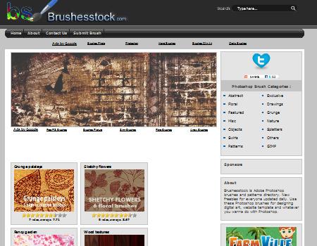 Brushesstock