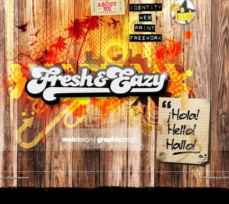 fresh&eazy webdesign