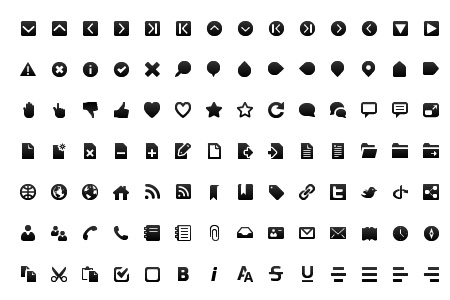gentleface icons