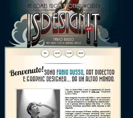 isdesign- Art Director/ Graphic Designer