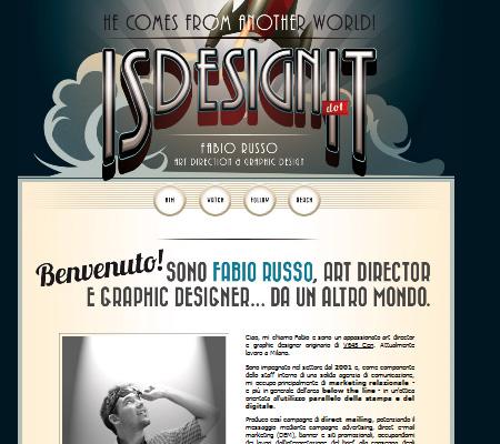 isdesign- Art Director/ Graphic Designer