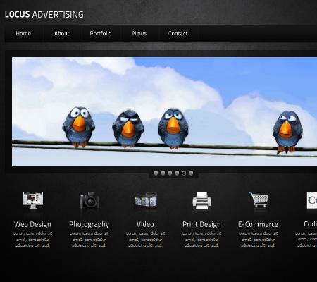 Locus Advertising Dark