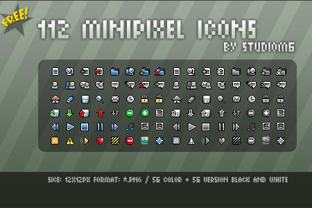 miniPixel icon