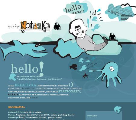 Natrashka Graphic Designer