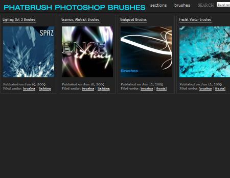 Phatbrush Photoshop Brushes