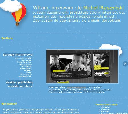 Ptaszynski Portfolio