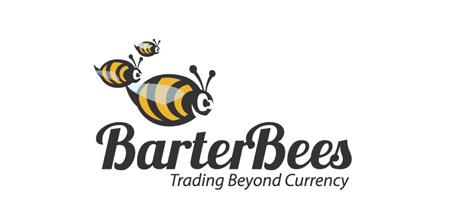 barter bees logo