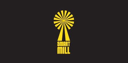 smart mill yellow logo