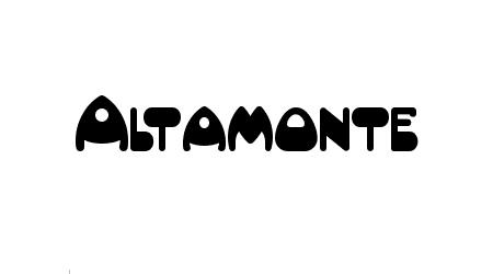 Altamonte font