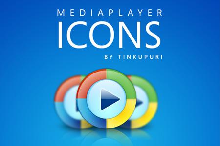 windows media player icons