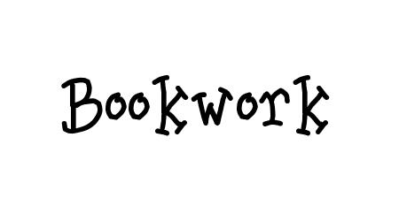 bookworm comic font