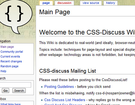 css-discuss.incutio
