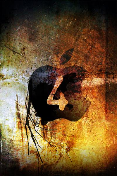 IPhone 4 Wallpaper Grunge