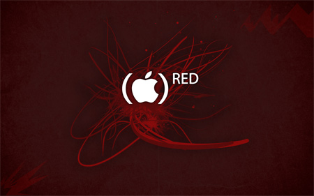 wallpaper – red