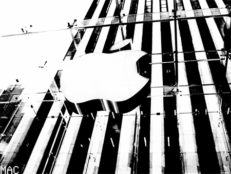 apple store fifth avenue wallpaper