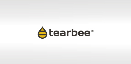 tear bee logo