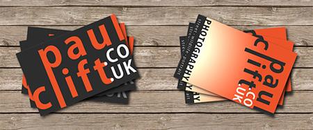 paulclift business card