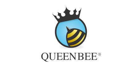 30+ Beautiful Logo Designs Inspired by Bees - blueblots.com