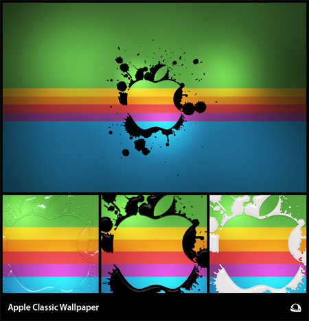 apple classic wallpaper
