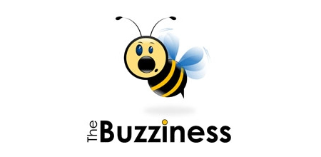 the buzziness logo