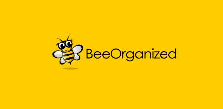 bee organized logo