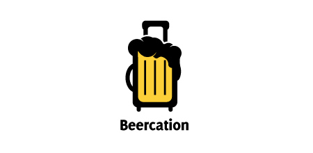 beercation yellow logo