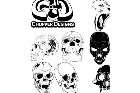 eps skull