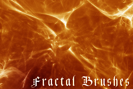 Fractal Brush Set